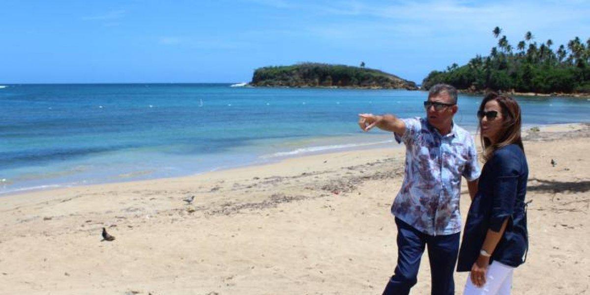 Piden titularidad balneario de Cerro Gordo para municipio de Vega Alta