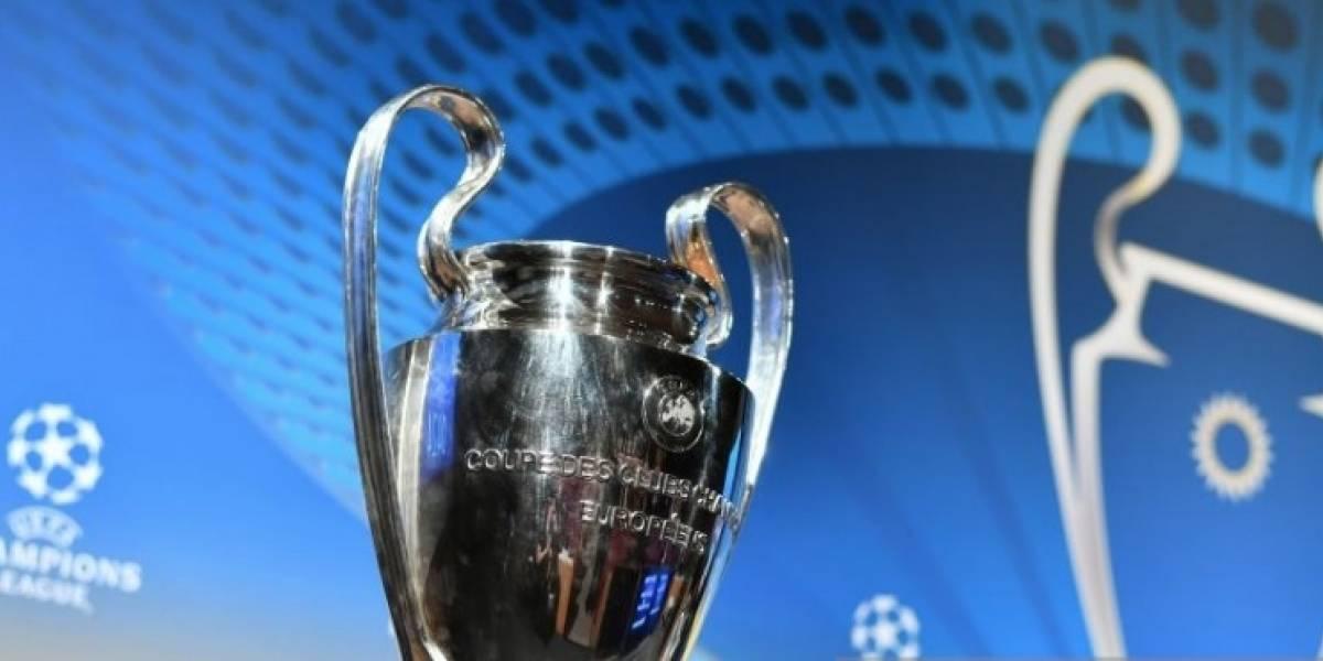 Sorteo Champions League: Estos son los rivales de la fase de grupos