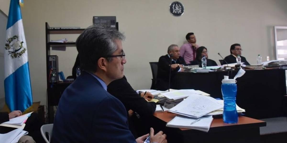 Señalan lentitud en el Organismo Judicial para conocer los casos