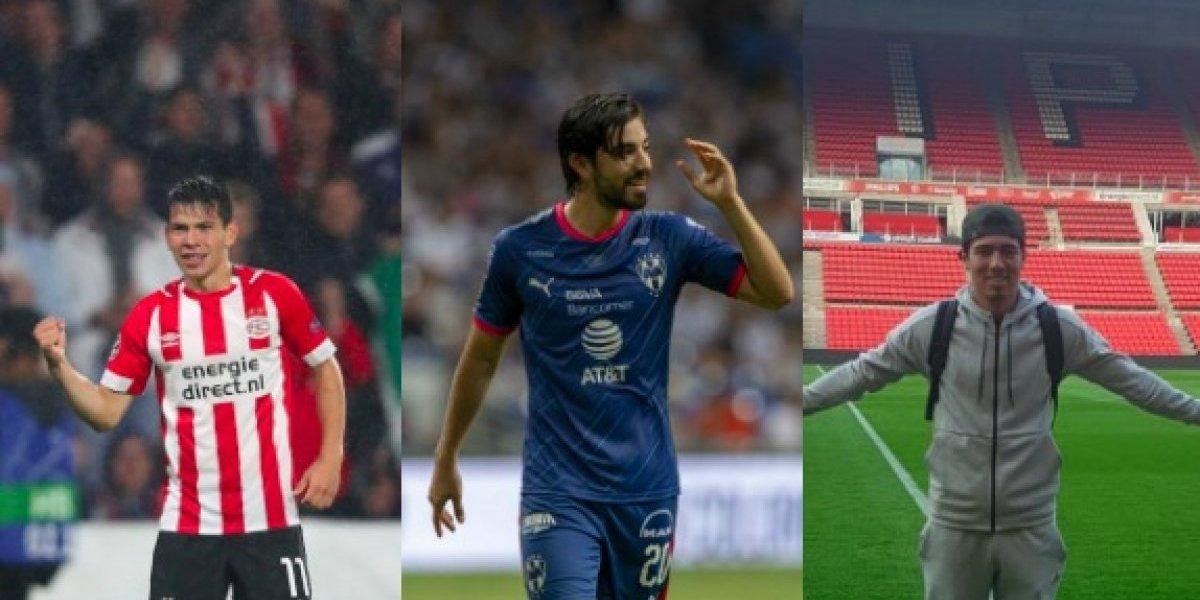 Dueño del Pachuca desea que Rodolfo Pizarro llegue al PSV