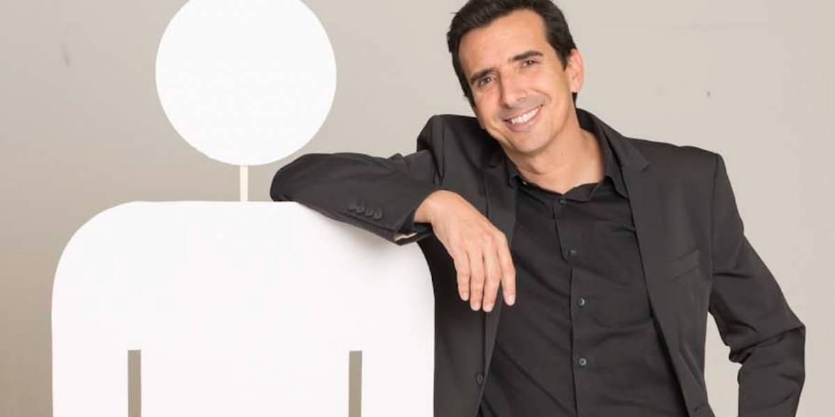 Antonio Sanint se le mide a la comedia 'Sin filtro'