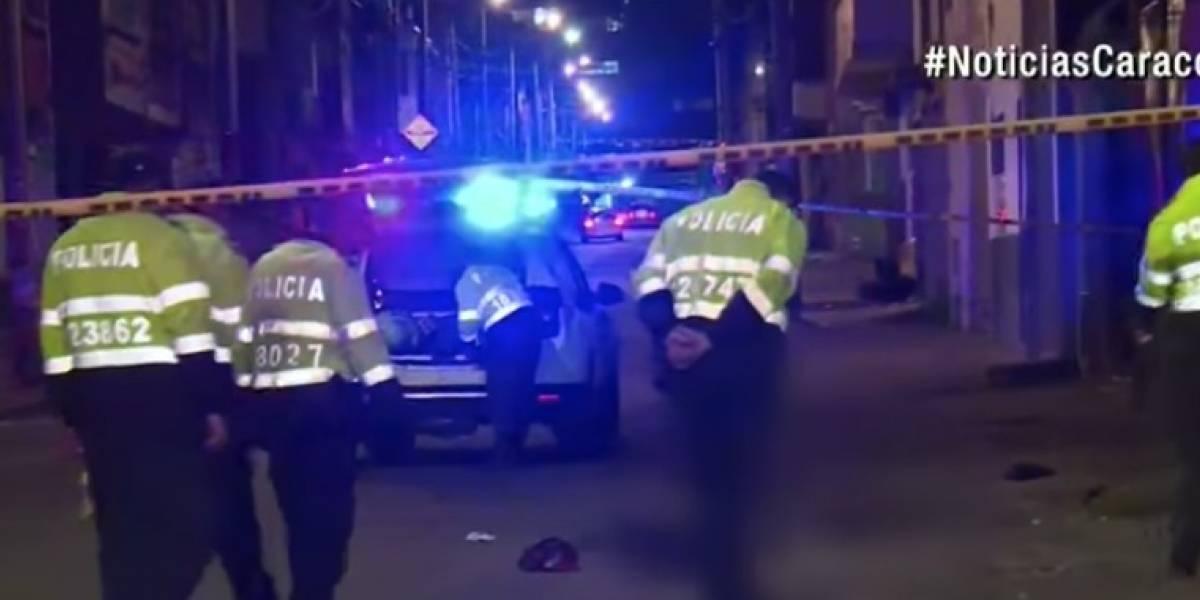 Muere ladrón que habría sido arrollado por carro fantasma en Bogotá