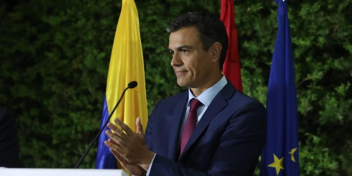 Jefe de Gobierno de España ofrece a su país como albergue eventual negociación con el ELN