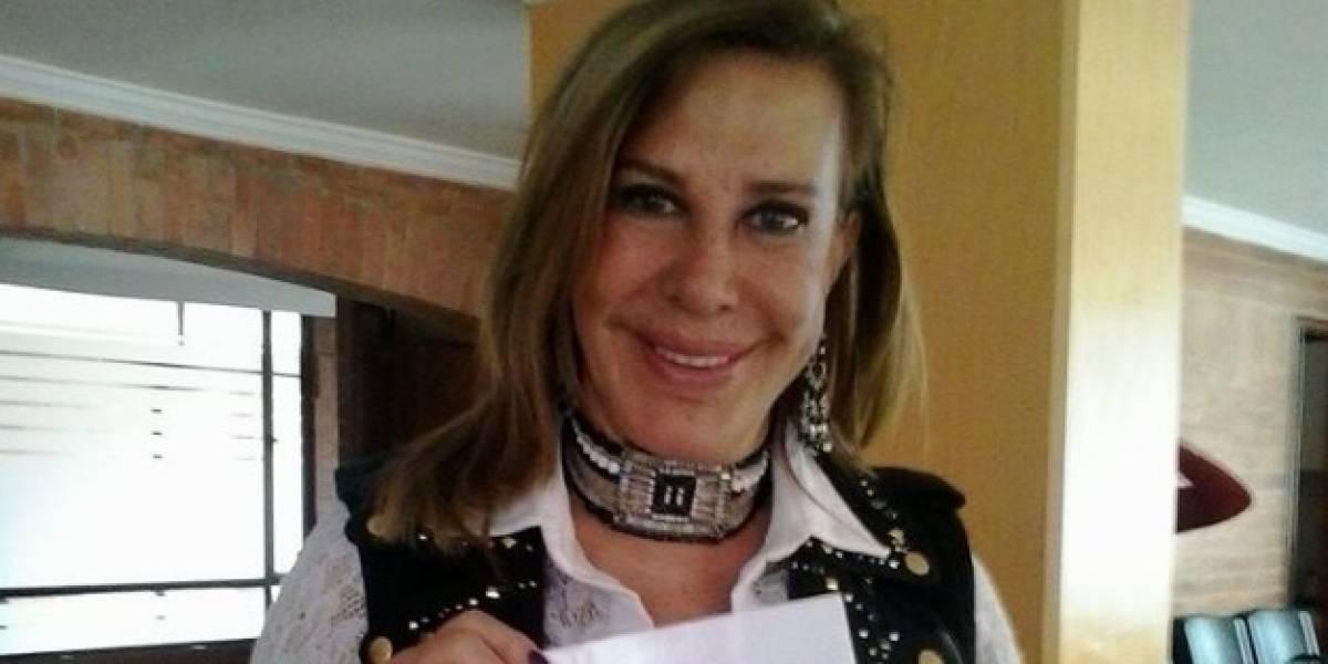 La famosa hija de Stella Durán que también vende productos de belleza en televisión