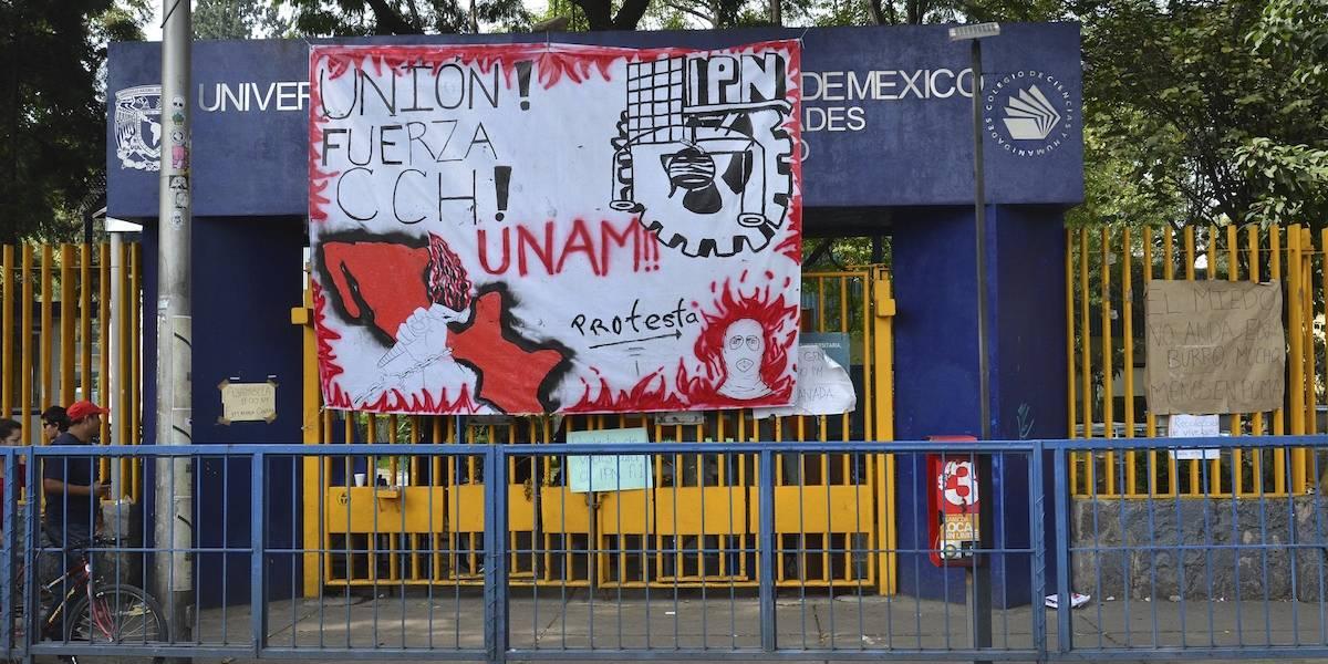 Directora del CCH Azcapotzalco renuncia tras paro estudiantil