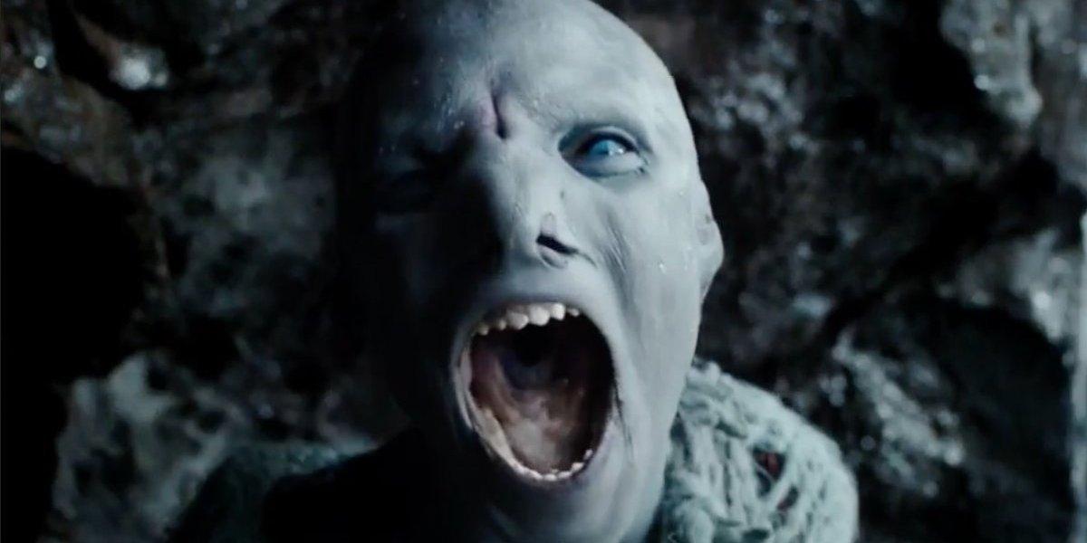 """""""Cold Skin"""", la película de terror inusual que ya puedes ver en el país"""