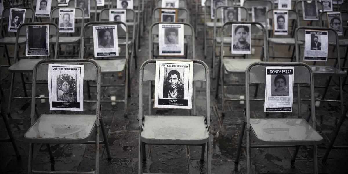 Organizaciones marchan en el Día Internacional de las Víctimas de Desapariciones Forzadas