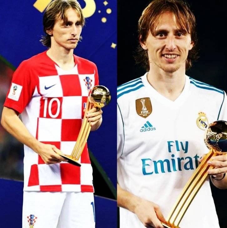 Fantástica temporada la que tuvo Modric
