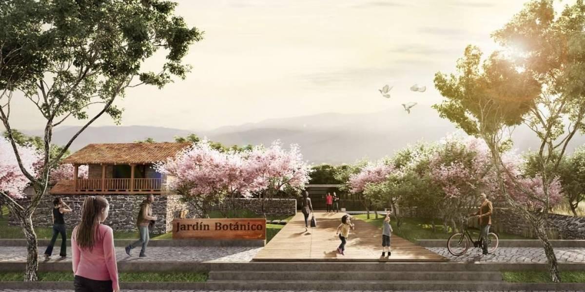 Cuenca tendrá su Jardín Botánico
