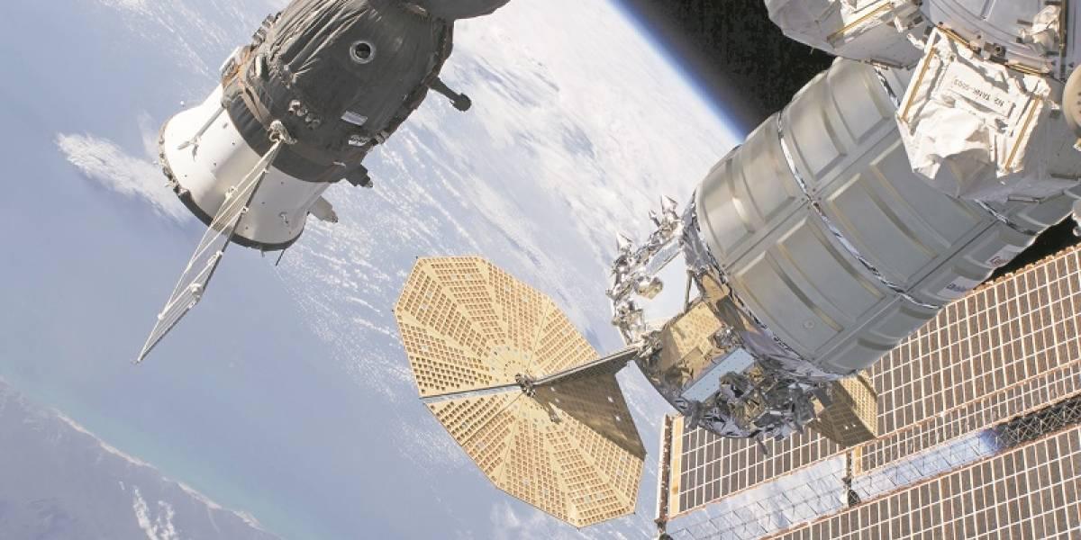 """""""Houston, tenemos un problema"""": detectan fuga de aire en la Estación Espacial Internacional"""