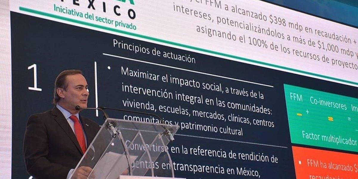 Fuerza México ha apoyado a 40 mil personas