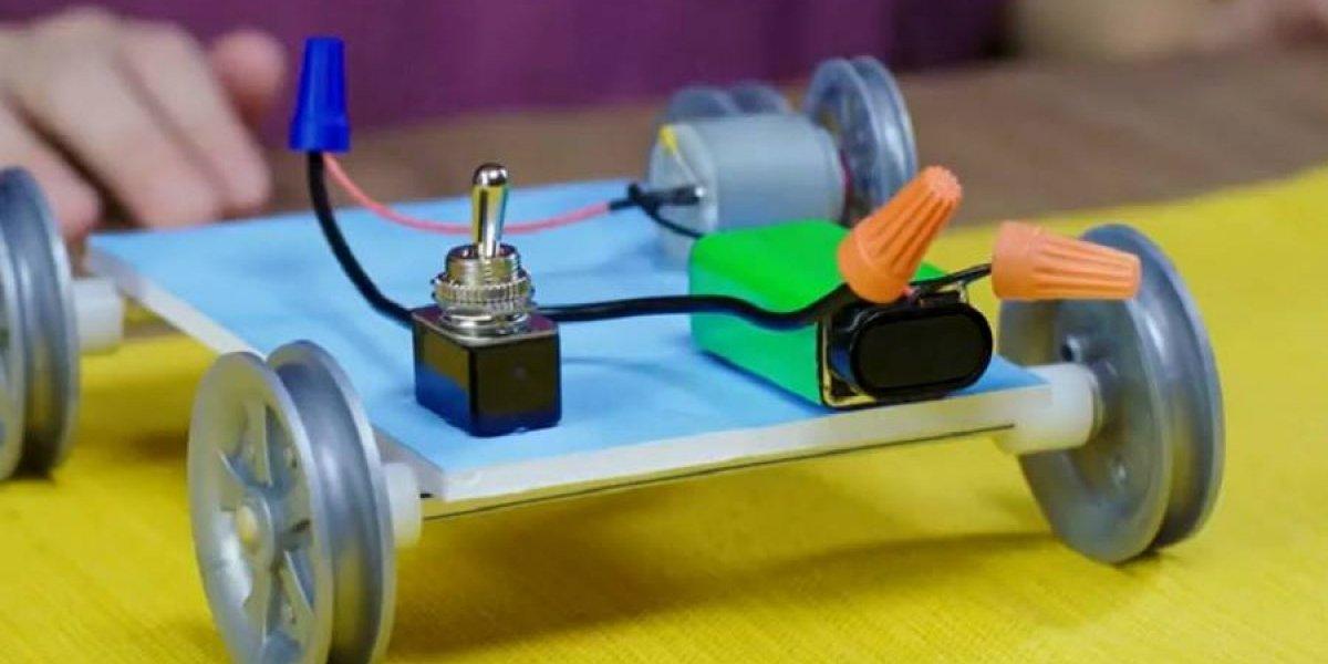 Ford usa los autos eléctricos para jugar con la imaginación infantil