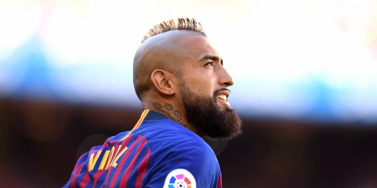 """Entrevista exclusiva con Arturo Vidal: """"Tengo el 'ADN Barça', no voy a tener problemas para adaptarme"""""""