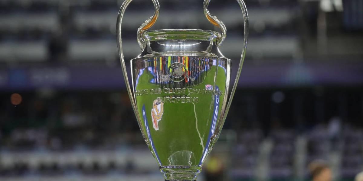 Sorteo de la Champions League: Alexis y Vidal tendrán una complicadísima fase de grupos