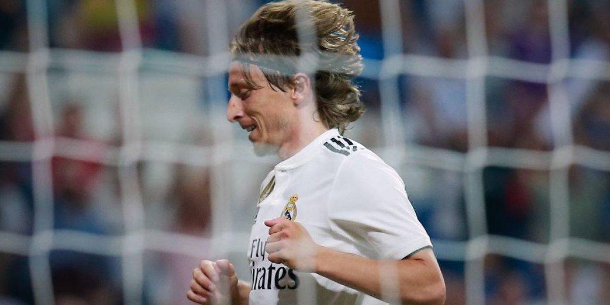 Luka Modric golpea a Cristiano y sigue sumando logros: fue elegido como el mejor futbolista de Europa