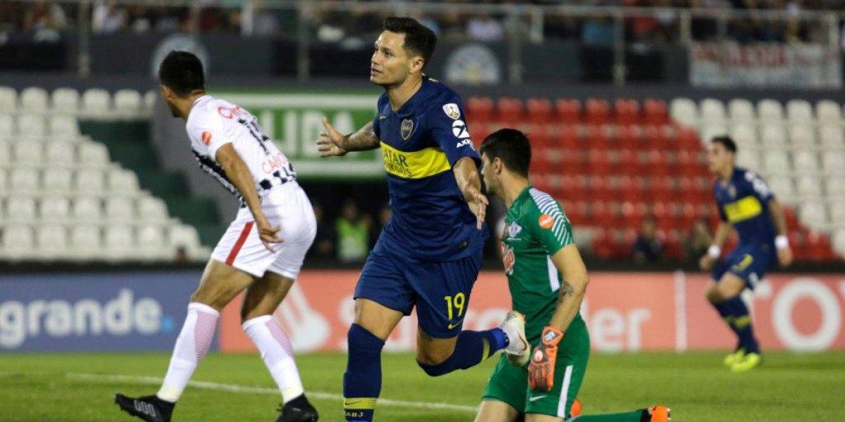 Boca Juniors hizo la tarea y clasificó sin complicaciones a cuartos de la Copa Libertadores