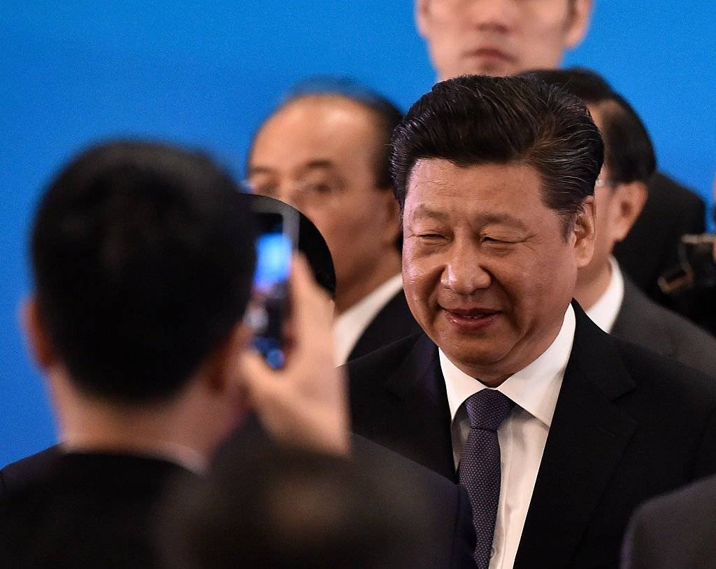 Xi Jingping, presidente de China Foto: Getty Images