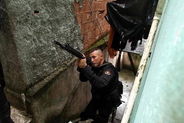 A principios de mes, se afirmó en un informe que 63 mil 880 personasfueron asesinadas el año pasado en Brasil Foto: Getty Images