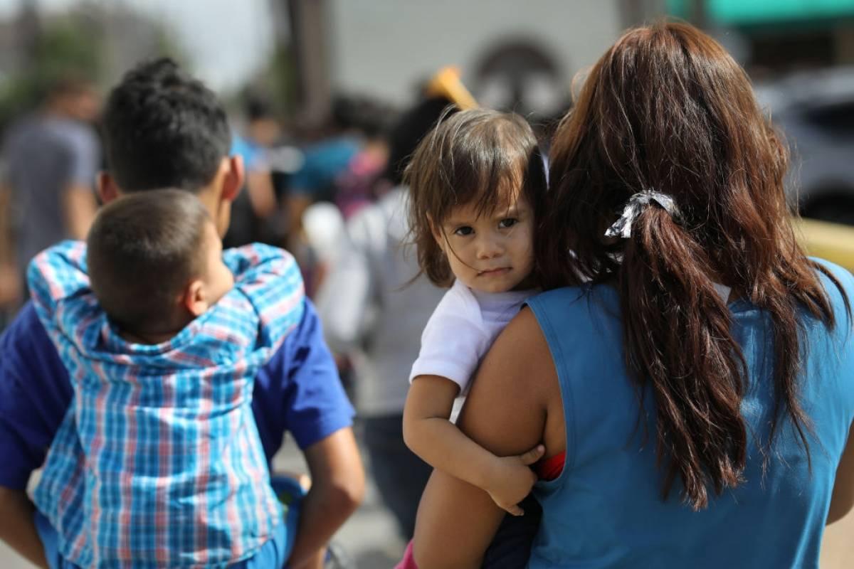 Muchos de ellos nacieron en sus casas, ayudados por matronas, debido a los elevados costos de los hospitales estadounidenses. Foto: Getty Images