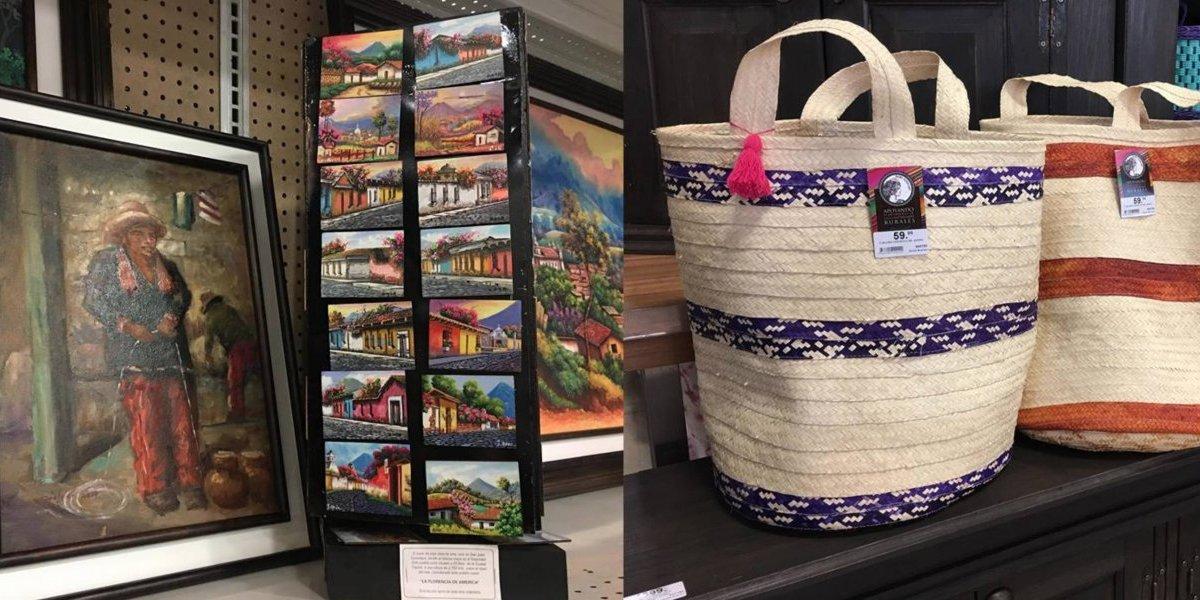 Productos elaborados por artesanos estarán disponibles en Festival Guatemala Nuestra