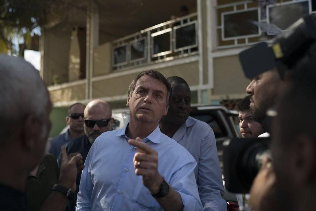 Bolsonaro tiene un historial de hacer declaraciones controvertidas Foto: AP