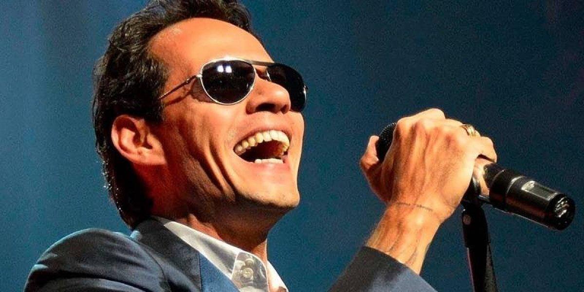 Marc Anthony canta mañana sábado 1 de septiembre en el Estadio Quisqueya