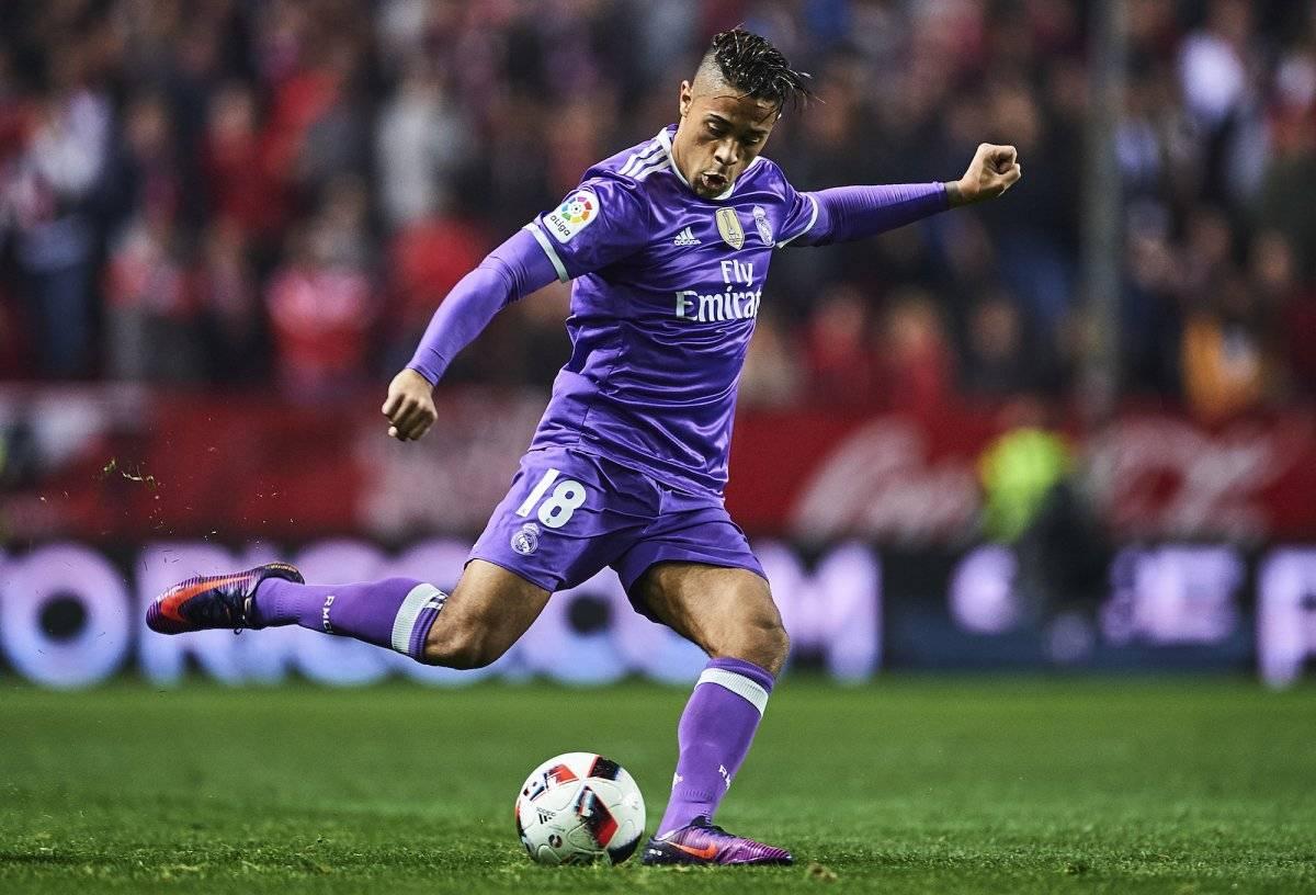 Mariano Díaz ya habÍa tenido un primer paso por el Real Madrid en el 2017, peor fue cedido al Lyon |GETTY IMAGES