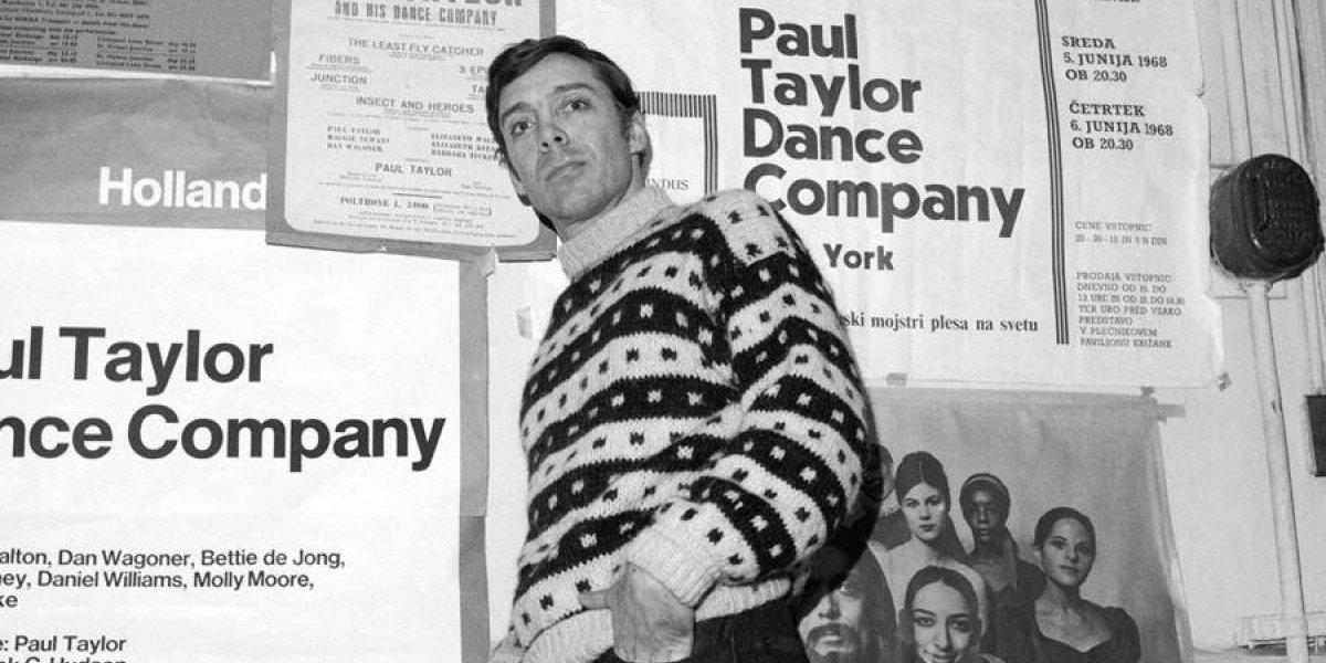 Paul Taylor, gigante de la danza moderna, muere a los 88