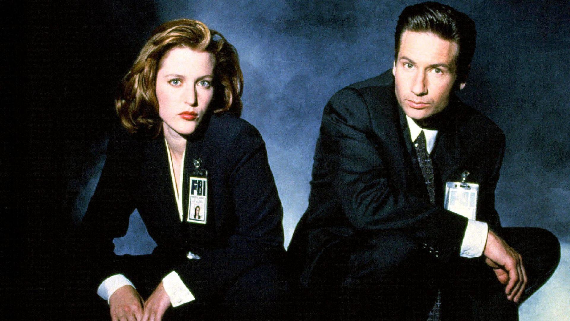 Mulder y Scully