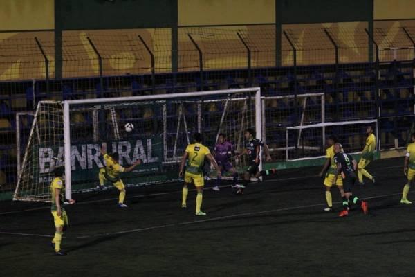 Gol de Agustín Herrera