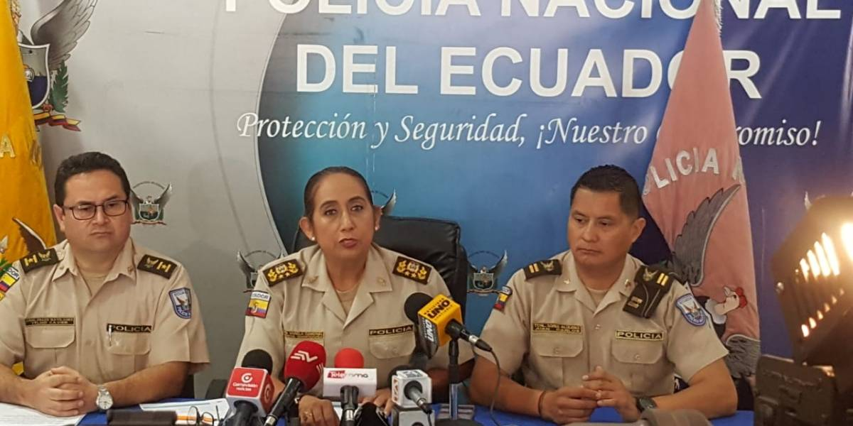 Nueve menores fueron rescatados en Guayaquil