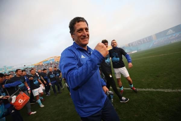 Mario Salas y su revolución triunfan en Perú / Foto: