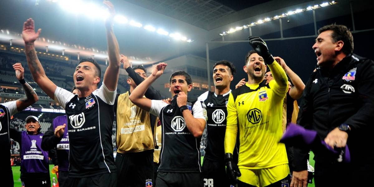 El infierno del Arena Corinthians no aterró a Colo Colo a la hora de ganar la guerra en Copa Libertadores