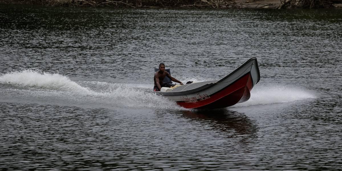Vuelven a correr aguas paz en el Río Yurumanguí