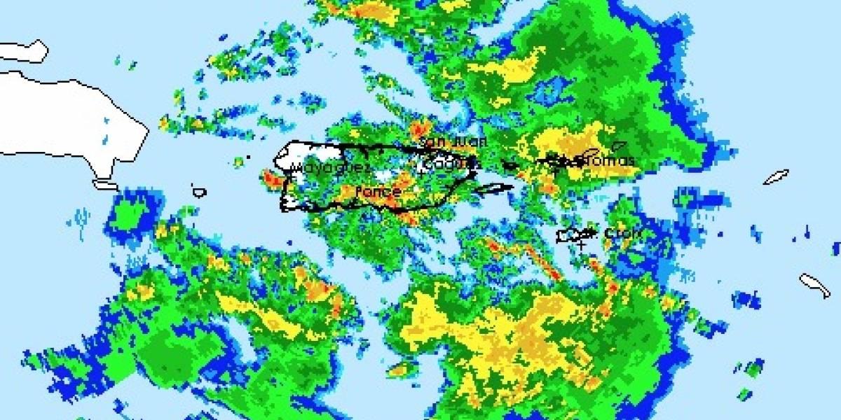 Bajo advertencia de inundaciones varios pueblos tras lluvias torrenciales