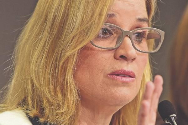 Carmen Yulín Cruz Soto, alcaldesa de San Juan. Foto archivo
