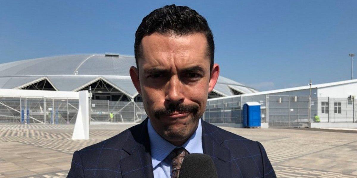 Hérculez Gómez califica de 'huevón' al futbolista mexicano