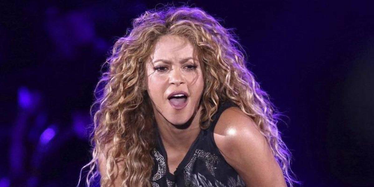 Shakira suspendió concierto en Los Ángeles por infección viral