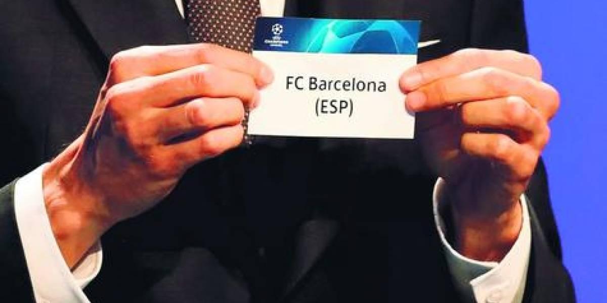 Se sorteó la fase de grupos para la temporada 2018 - 2019