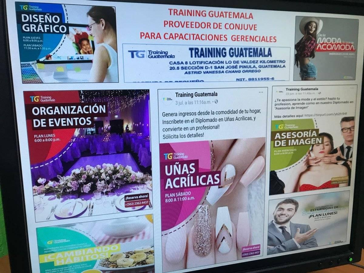 Training Guatemala Conjuve