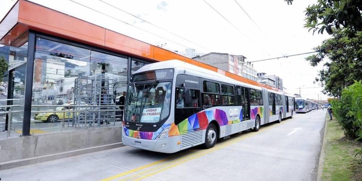 Regreso a clases 2018: ¿En qué horario se activarán los expresos escolares en Quito?