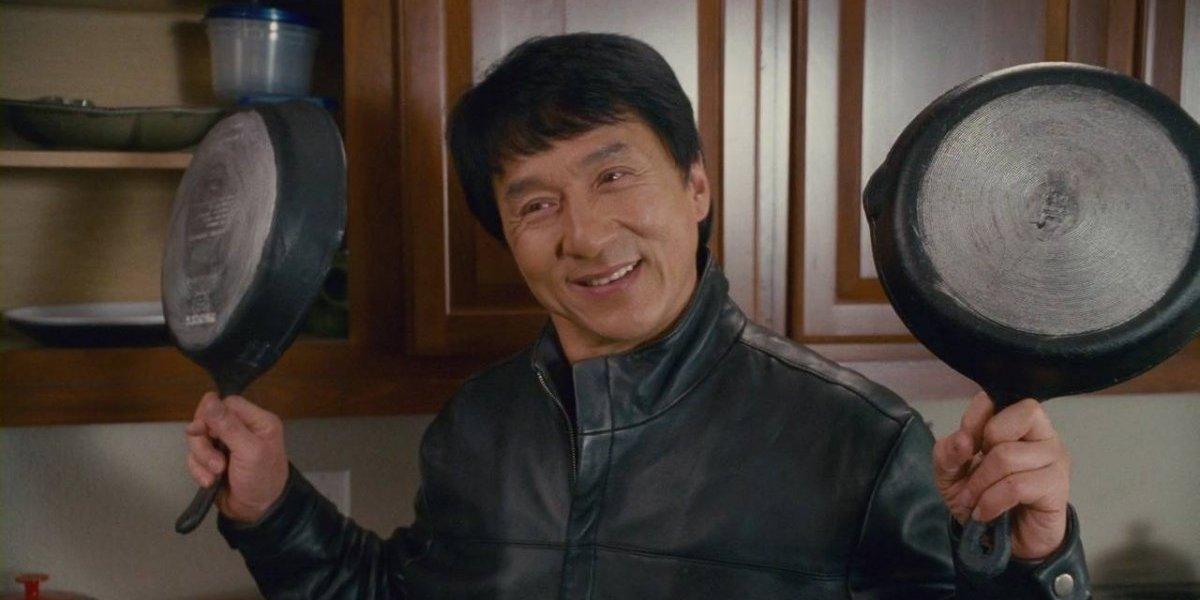 Jackie Chan revela vida desconhecida: pai abusivo, vício em álcool e sexo