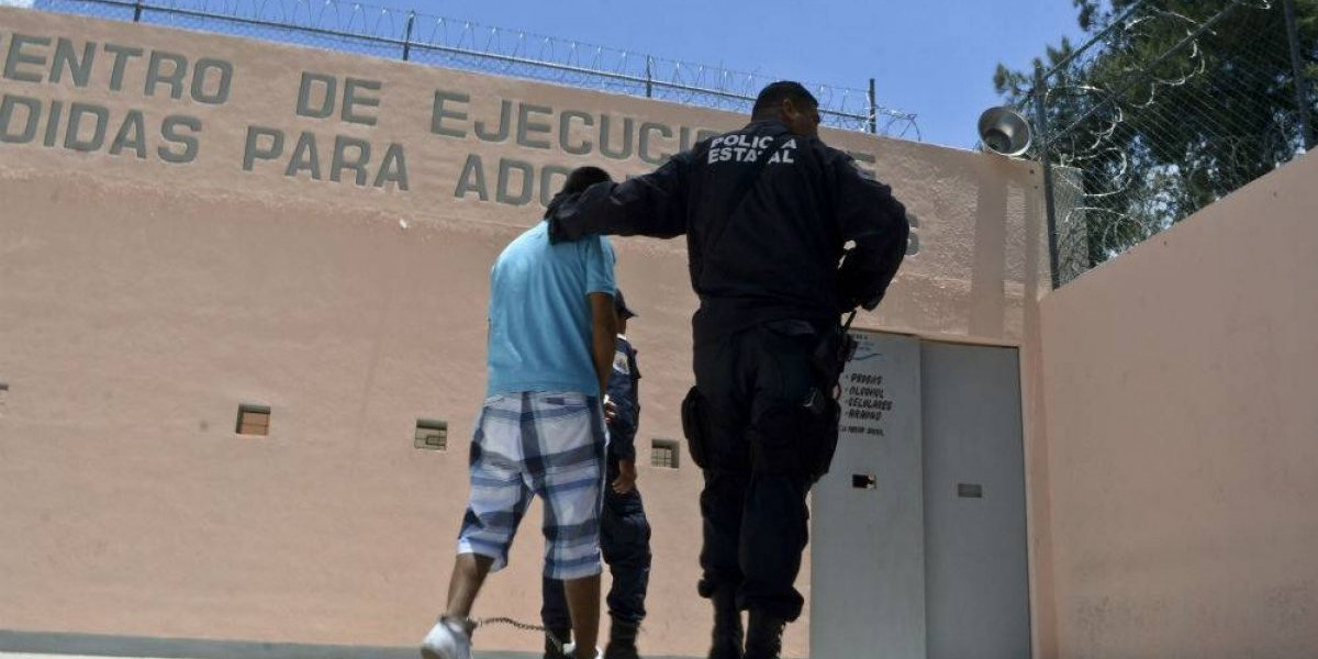 39.3% de adolescentes en proceso judicial dejó su casa por lo menos una vez