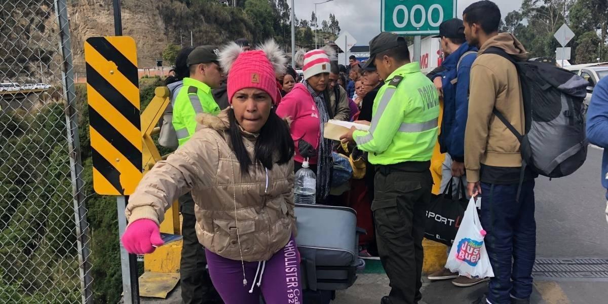 Andinos mantienen puertas abiertas a venezolanos y piden apoyo internacional Metro Ecuador
