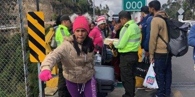 Andinos mantienen puertas abiertas a venezolanos y piden apoyo internacional