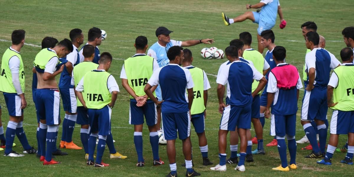 Claverí presenta su lista para los juegos ante Argentina y Ecuador