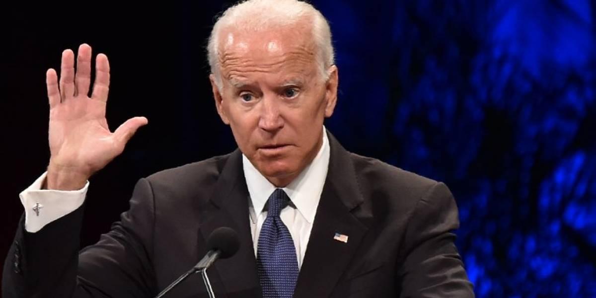 """Biden asegura que Morales da un """"duro golpe"""" a esfuerzos anticorrupción"""