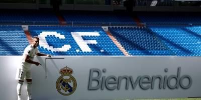 El Real Madrid le dio la bienvenida a Mariano