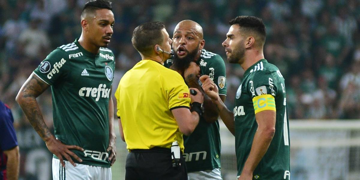 Torcedores repercutem nas redes classificação sofrida do Palmeiras na Libertadores