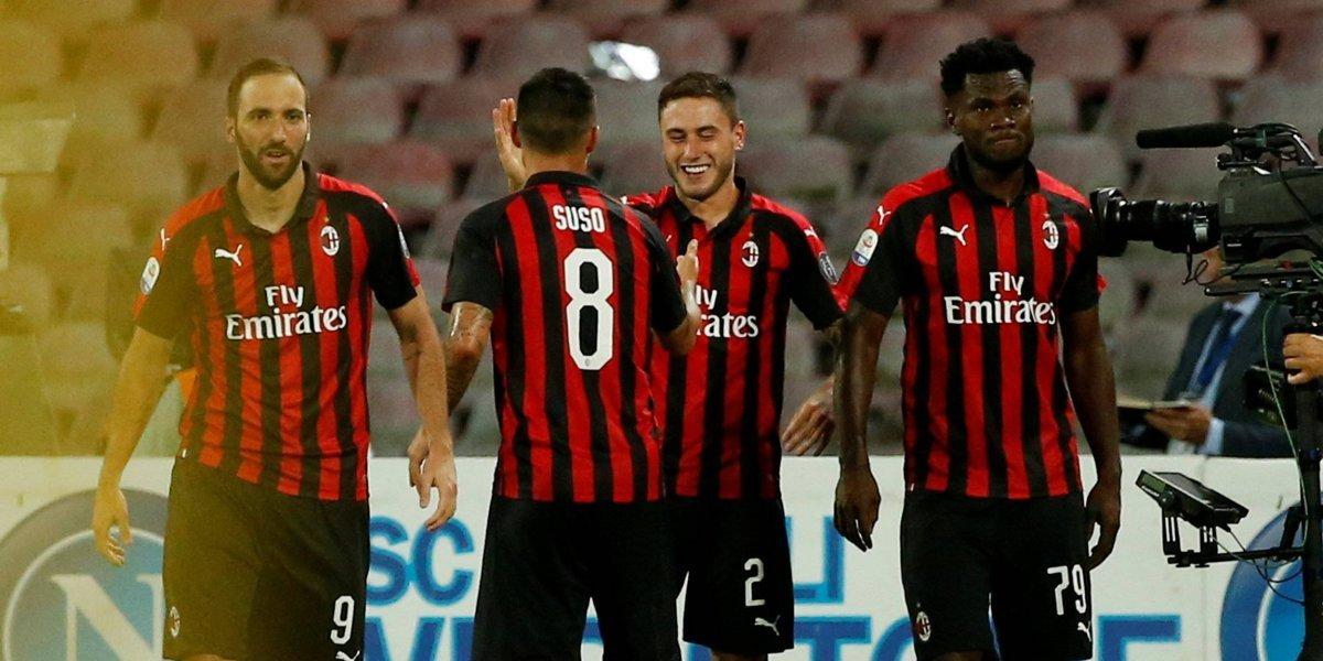 Campeonato italiano: Onde acompanhar online o jogo Milan x Roma